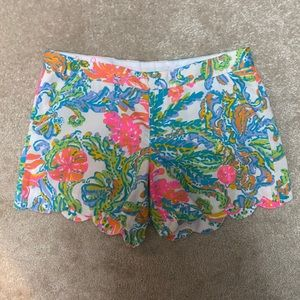 Lily Pulitzer Buttercup Shorts